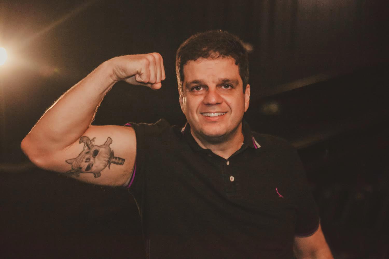 Palestra Com Rodrigo Pimentel Palestras De Sucesso